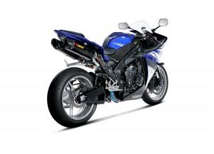 S-Y10RFT10TL-ZC - Exhaust System Akrapovic Evolution Line Yamaha YZF-R1 09-14