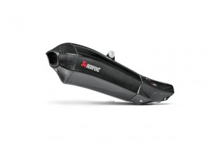 S-Y10SO13-HHX2C - Exhaust Muffler Akrapovic Approved Carbon Yamaha YZF-R1