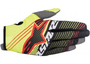 Gloves Alpinestars RADAR TRACKER Yellow/Black