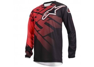 Jersey Alpinestars Racer Black/Red