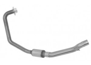 51008KZ - MANIFOLD EXHAUST STAINLESS STEEL CON CATALYST ARROW KEEWAY RKV 125 '11