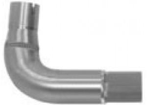 51013KZ - Exhaust Mid Pipe Arrow Catalytic Aprilia RS4 125 (17)