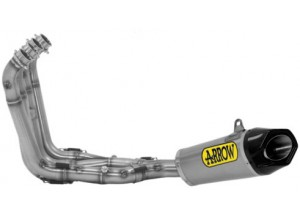 71141CKZ - Full Exhaust Arrow Competition Titanium SS BMW S 1000 RR (15-17)