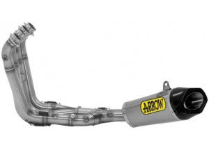 71185CKZ - Full Exhaust Arrow Competition Titanium BMW S 1000 R (17-18)