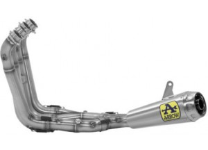 71185CP - Full Exhaust Arrow Competition EVO Titanium BMW S 1000 R (17-18)