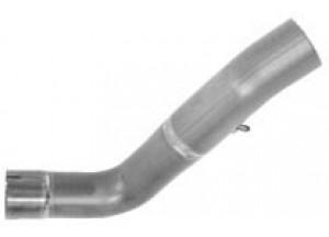 71627KZ - Exhaust Mid Pipe Arrow Catalytic Aprilia TUONO V4 1100 RR / RSV4 RR/RF