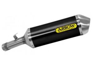 71828AON - Exhaust Muffler Arrow Race-Tech Alu Dark SSC Suzuki GSX-S 1000 '15