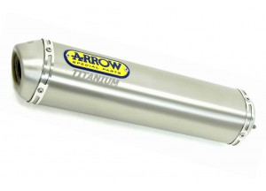 52600SU - SILENCER EXHAUST ARROW TITANIUM HUSQVARNA WRE 125 05-06 APPROVED