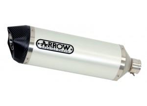72619AK - Exhaust Muffler Arrow Race-Tech Aluminum KTM 690 SM 2006/2012