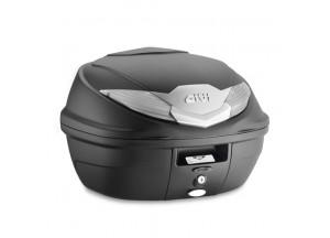 B360NT - Top Case Givi Monolock B360 Tech Black universal fitting kit 36lt