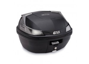 B37NT - Top Case Givi Monolock B37 Blade Tech Black universal fitting kit 37lt