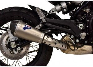 BE04094SO01 - Exhaust Muffler Termignoni RELEVANCE BENELLI LEONCINO (18-20)