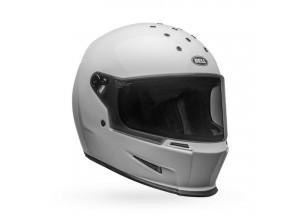 Helmet Full-Face Bell Eliminator Glossy White