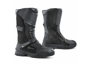 Leather Boots Forma Touring Waterproof ADV Tourer Black