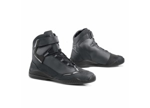 Boots Forma Urban Technical Leather Waterproof Edge Black
