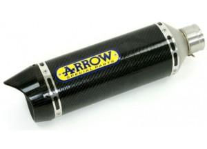 71722MK - EXHAUST ARROW THUNDER CARBON/FOND.CARBY HONDA CB 600 F HORNET 07/11