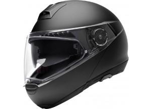 Helmet Full-face Flip-Up Schuberth C4 Pro WOMEN Black Matt