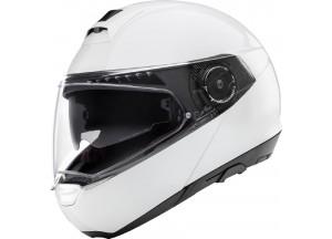Helmet Full-face Flip-Up Schuberth C4 Pro WOMEN White Glossy