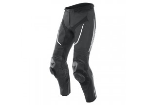 Leather Pants Dainese Alpha Black