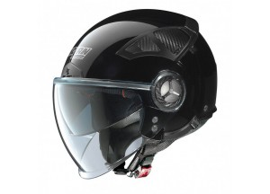 Helmet Jet Nolan N33 Evo Classic 3 Glossy Black