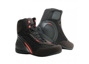 Boots Dainese Motorshoe D1 Air Black Anthracite Red Fluo