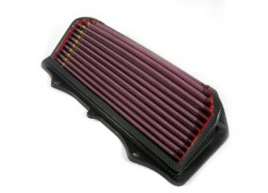 CRF628/04 - Race Air Filter - Carbon BMC Suzuki GSX-R 600/750