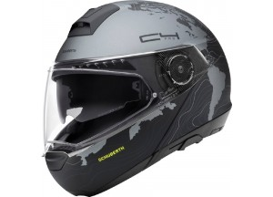 Helmet Full-face Flip-Up Schuberth C4 Pro MAGNITUDO Black Matt