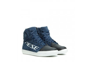 Boots Dainese YORK D-WP Black-Iris White
