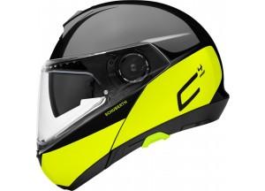Helmet Full-face Flip-Up Schuberth C4 Pro Swipe Glossy Yellow