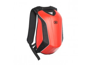 Backpack Dainese D-Mach Compact Fluo-Red