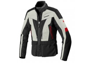 Jacket Moto Spidi H2OUT VOYAGER 4 Black Grey