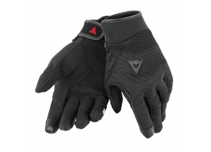Motorcycle Short Unisex Gloves Dainese Desert Poon D1 Black/Black