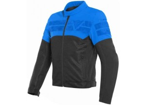 Jacket Dainese Air-Track Tex Black Light Blue