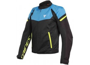 Jacket Dainese Bora Air Tex Black Blue Yellow Fluo
