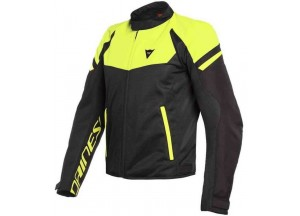 Jacket Dainese Bora Air Tex Black Yellow Fluo