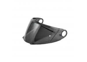 05PHFS - Airoh Dark Smoke Visor for Phantom S with Pinlock predisposition