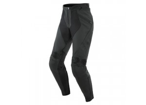 Leather Pants Dainese Pony 3 Lady Black-Matt