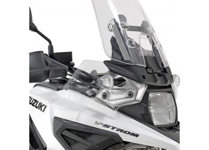 DF3117 - Givi Pair of transparent handguard deflectors Suzuki V-strom 1050 (2020
