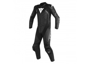 Motorbike Suit Leather Man Dainese AVRO D2 2PCS Black/Anthracite