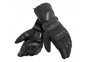 Motorcycle Gloves Dainese SCOUT 2 UNISEX GORE-TEX Black