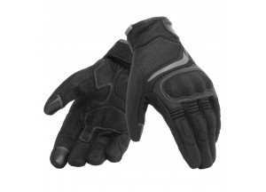 Motorcycle Gloves Unisex Dainese AIR MASTER Black