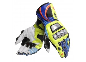 Motorcycle Gloves Man Dainese FULL METAL 6 REPLICA VR46