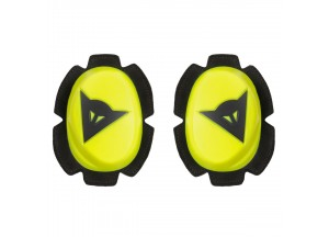 Knees Protection Dainese PISTA SLIDER Yellow-Fluo/Black