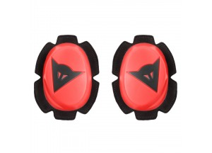 Knees Protection Dainese PISTA SLIDER Red-Fluo/Black