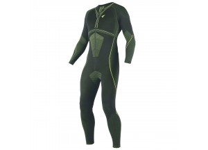 Inner Suit Motorbike Man Dainese D-CORE DRY SUIT Black/Yellow-Fluo