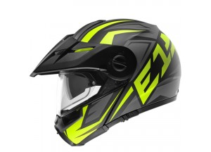 Helmet Flip-UP Off-Road Schuberth E1 Tuareg Yellow