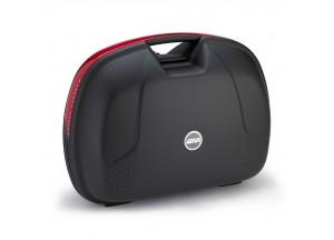 E360N - Givi Monokey Black Embossed Side Case