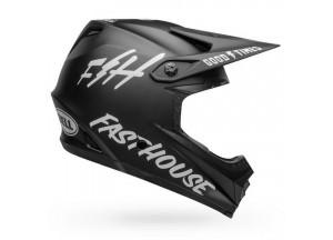 Helmet Bell Off-road Motocross Moto-9 YOUTH Mips Matt Black White
