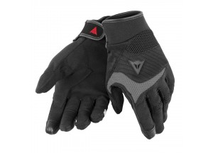 Motorcycle Short Unisex Gloves Dainese Desert Poon D1 Black/Gray