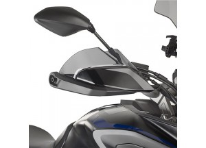 EH2122 - Givi Extension smoked hands protector Yamaha Tracer 900 / 900 GT (2018)